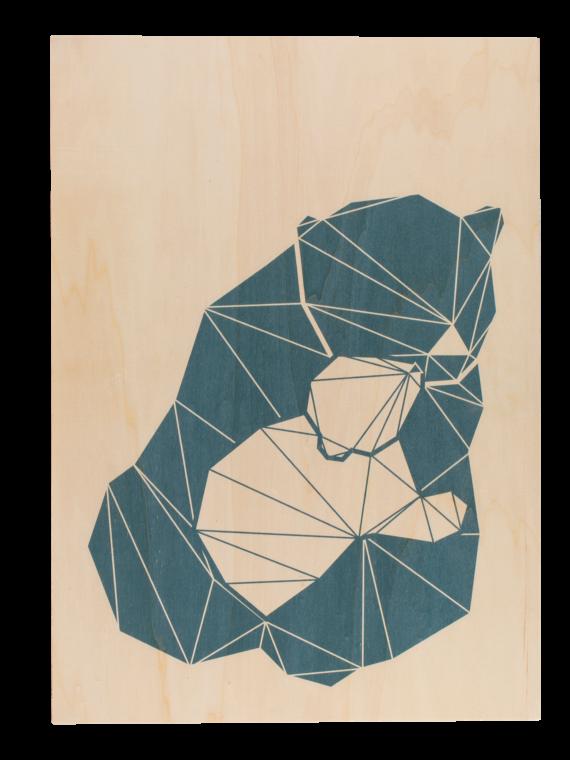 Hymy_baby_woodenprint_momandbaby